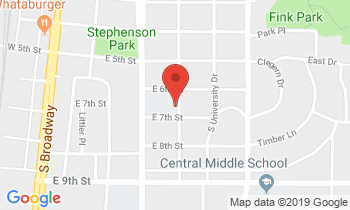 Clickable Map for Clegern Elementary 601 S. Jackson Edmond, OK 73034
